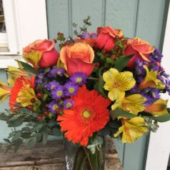 Mixed Birthday Flowers