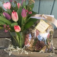 Tulips and Potpourri